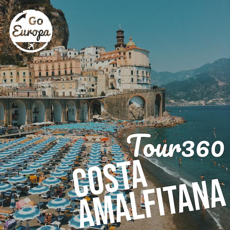 Tour360 Costa Amalfitana